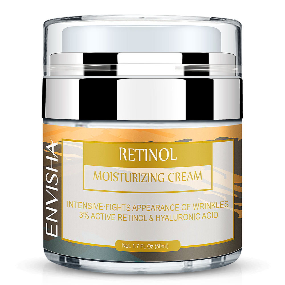 Private Label Organic Facial Cream Anti Aging Anti Wrinkle Deep Moisturizing Retinol Face Cream With Hyaluronic acid
