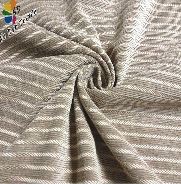 China textil de alta calidad ancho 4 wale tela para pantalones de pana