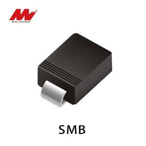 Transient Voltage Suppressors 600W 5.0V Bidirect 50 pieces TVS Diodes