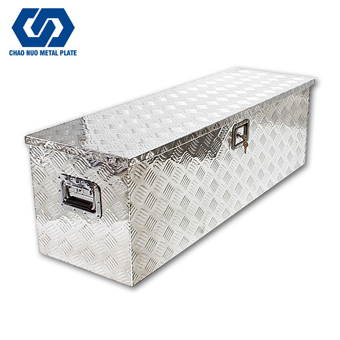 Cheap Latchable Solid Pickup Storage Customize Aluminum Stainless customised Molded Steel Sheet Metal UTE Truck Tool Box