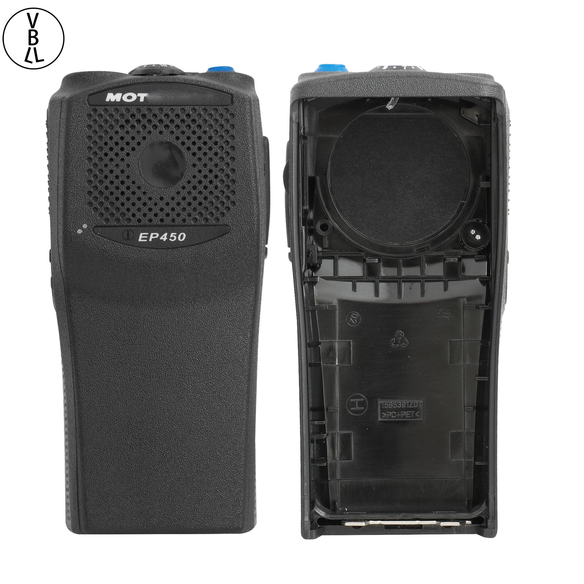 DEP450 Replacement MOTOROLA Housing Case Radio Black