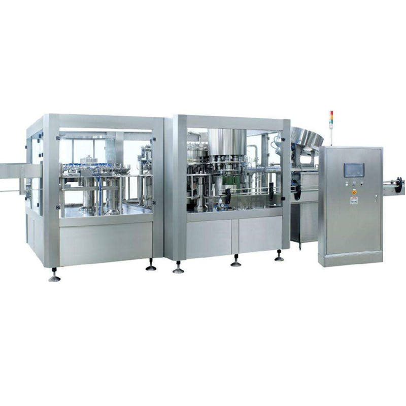 bottled fruit juice/coconut water extracting filling processing machine plant
