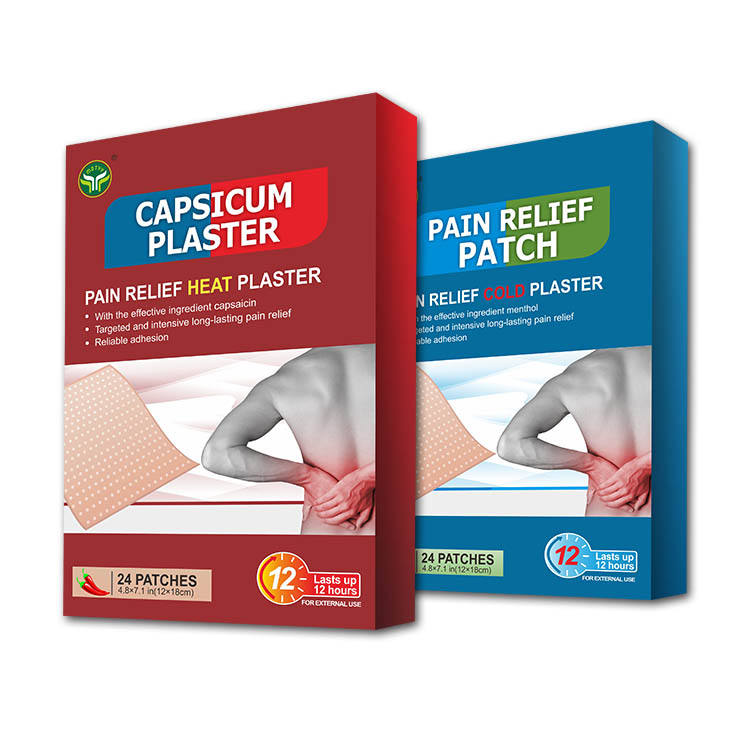 Product Most Sold Herbal Capsicum Plaster For Pain