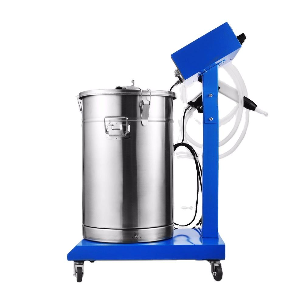 New Electrostatic Spray Powder Coating Machine Spraying Gun Paint System WX-958