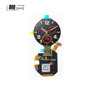 454*454 1.39 inch circle thin oled display lcd module smart watch screen