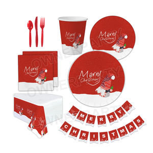 Christmas Kids Party Favors Set