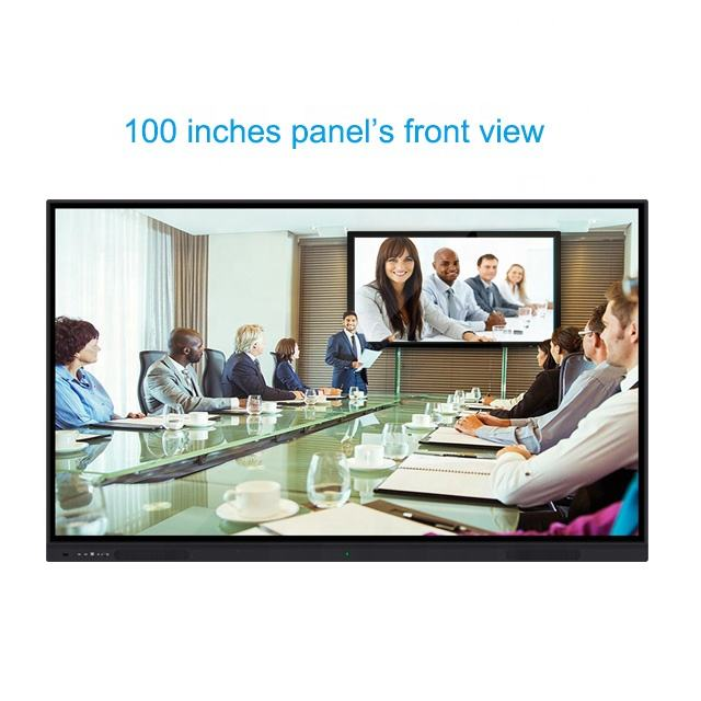 "55"" full hd computer touch screen monitor /android ir panel mount touch screen / led touch screen pc tv"