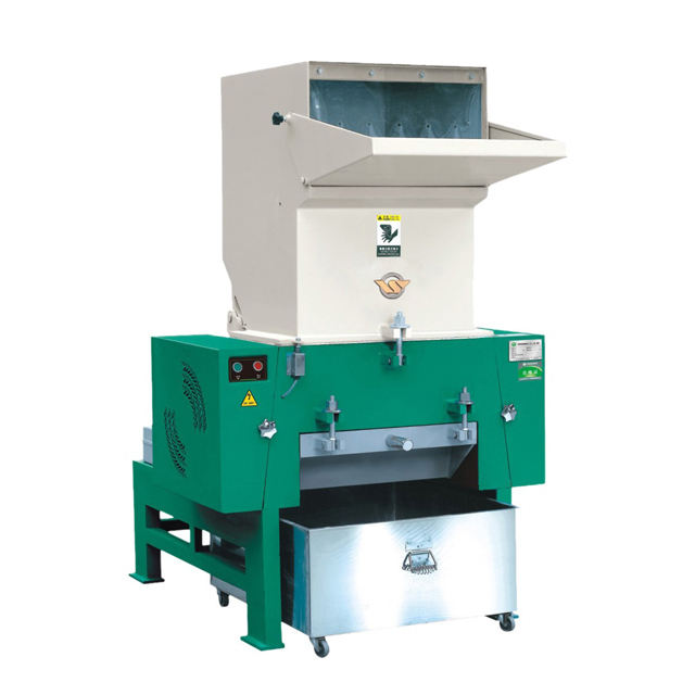 Plastic Crusher/Strong Granule/Cutting Machine WSGE-400/High Quality film strong plastic crusher