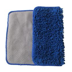 Multipurpose microfiber cleaning cloth Microfiber chenile cloth double towel