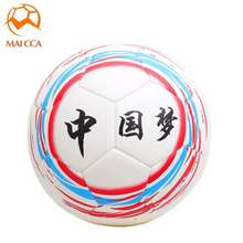 PU PVC TPU Customized Logo Soccer Ball Football