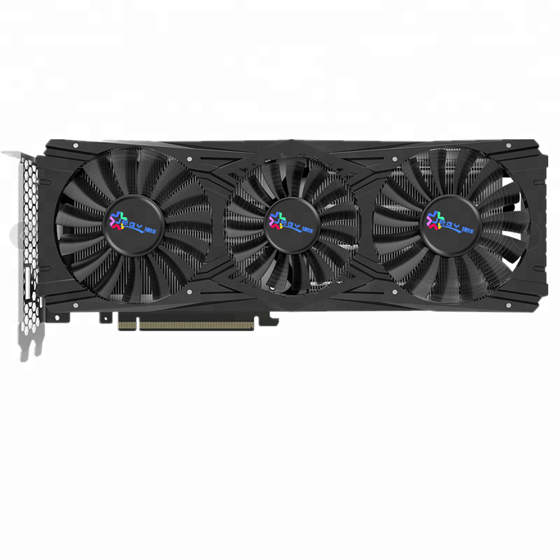 Fábrica top venda do produto RTX2080Ti 11GB DDR6 placa gráfica placa de vídeo