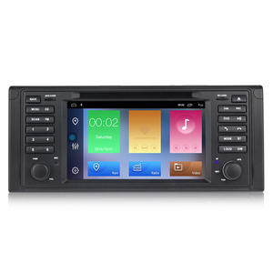 MEKEDE 1din Android 10 DSP 4core android auto Video dvd player Für BMW E39 E53 X5 M5 WIFI GPS BT 1 + 16GB Radio Multimedia