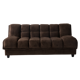 Modern Furniture Flannel Couch Sofa Cama Cum Bed with Storage