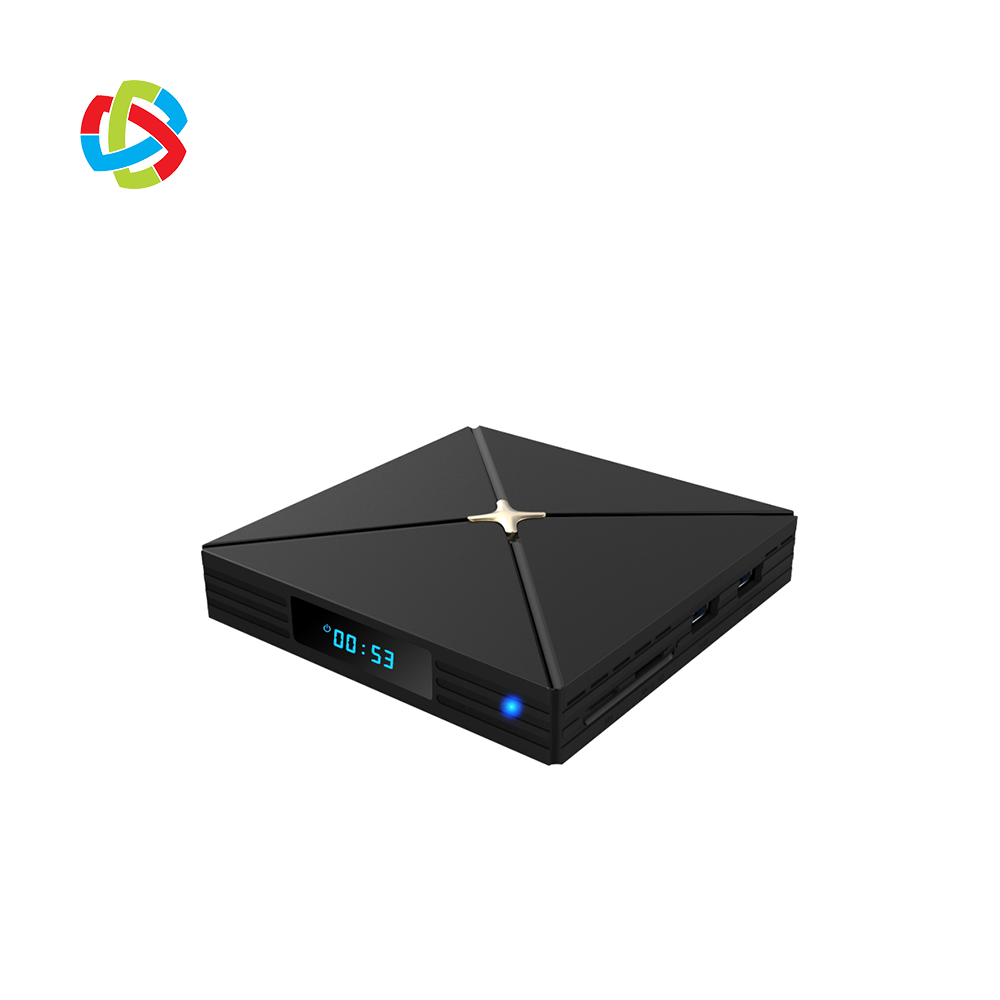 High Performance Rockchip3328 4G+64G with 2.4/5G wifi Android TV Box YSE with smart system