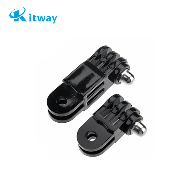 Adjust Arm Straight Joints Mount Long and Short Same Direction Straight Joints Mount for Gopro Hero 8 7 6 5 4 3 3+ 2 1 and Xiaom