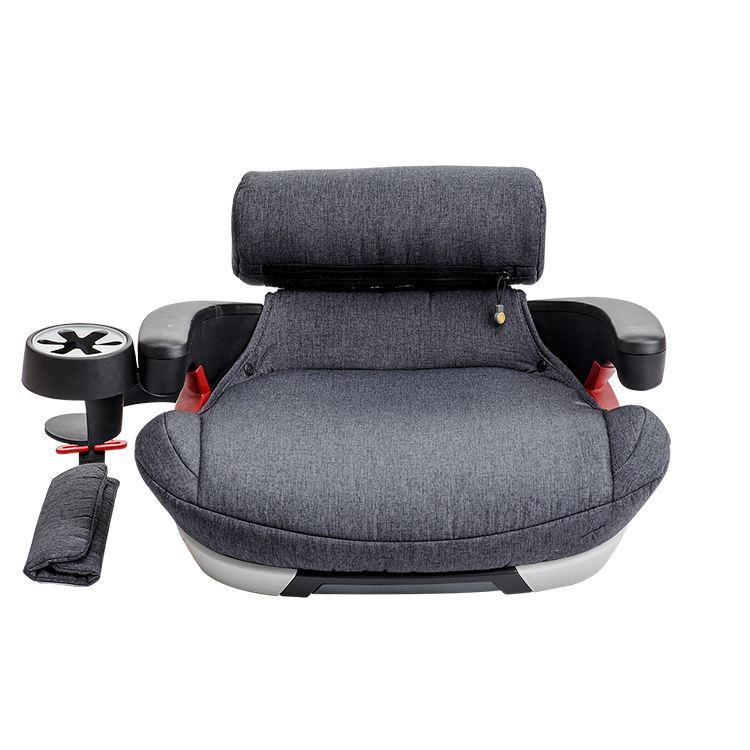 12v Plug Car Van Taxi 5 Function Back Heated Massaging Single Seat Cushion SC01