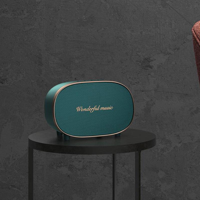 10W Portatile di Altoparlanti Bluetooth Stereo Senza Fili Altoparlanti con Mega Bass per la Casa, Ufficio e di Lavoro