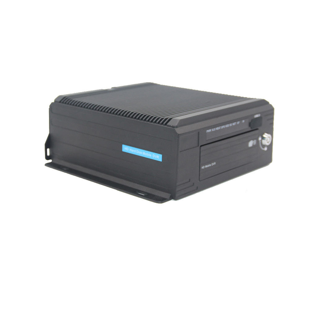 8-CH 1080P AHD IPC Hybrid Mobile DVR,MNVR for Fleet Management