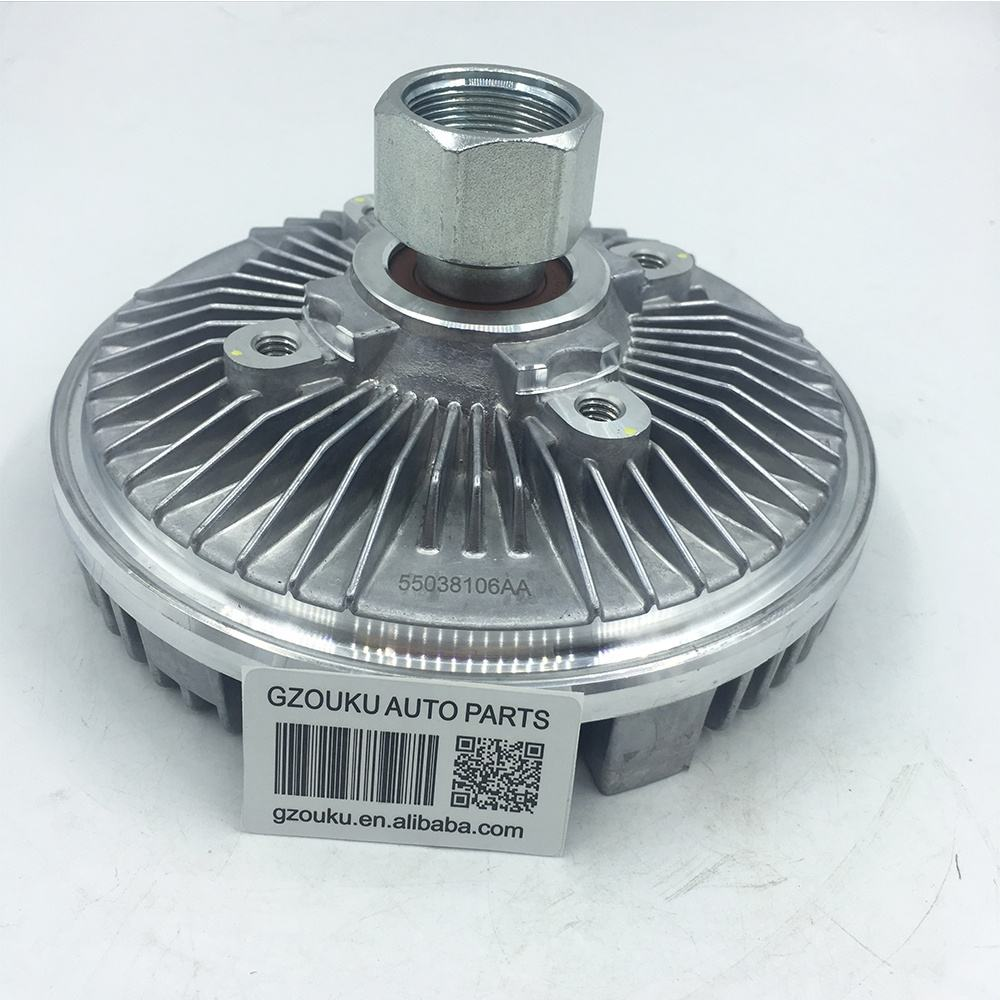 MOPAR 55038106AA Radiator Cooling Unit