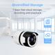Camera Cctv Security Ip Camera Outdoor Wireless IP Bullet Camera HD 2MP Waterproof Security CCTV Camera