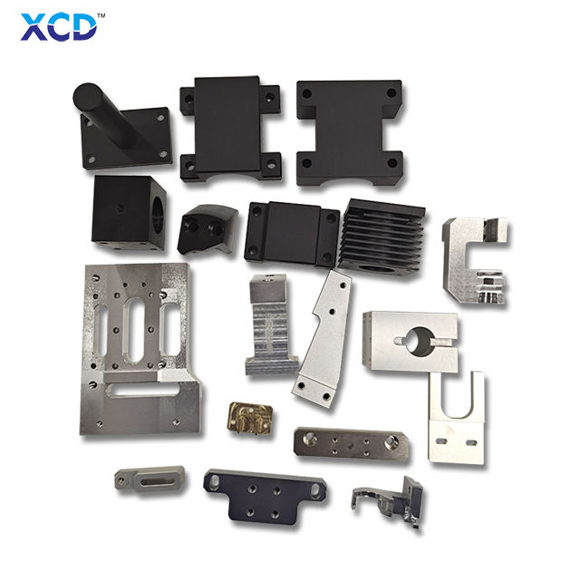 China manufacturer custom steel parts cnc automotive plastic machining precision milling service aluminium turning parts