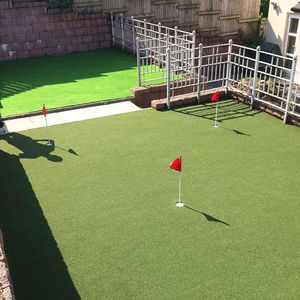 UNI outdoor durable golf carpet Synthetic lawn for mini golf course