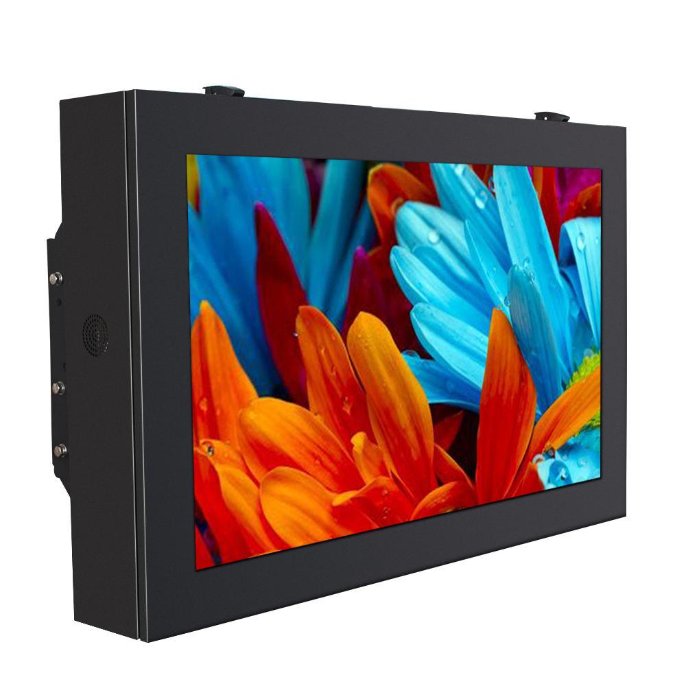 22 Pollice Esterno IP65 Montaggio A Parete <span class=keywords><strong>LCD</strong></span> Pubblicità Monitor Dello Schermo Interattivo