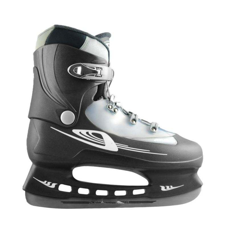 Good Price Direct Sale Cold Resistant Pvc Shell Ice Speed Inline Skate Shoes