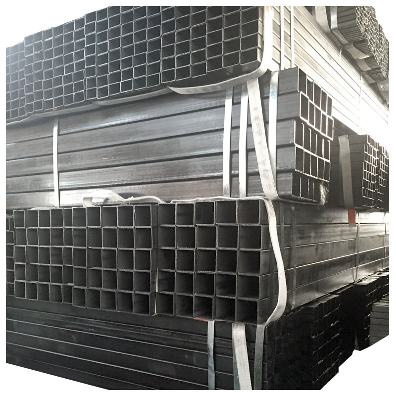 10*10 to 100*100 Iron Furniture Square Hollow Steel Metal Tube/Pipe Profiles Factory Directly