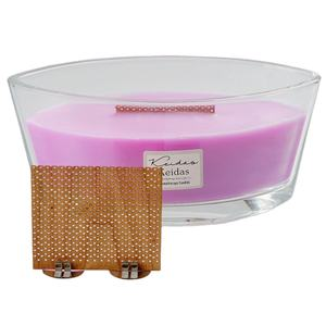 Porous Woodwick Fireplace Scented Candles