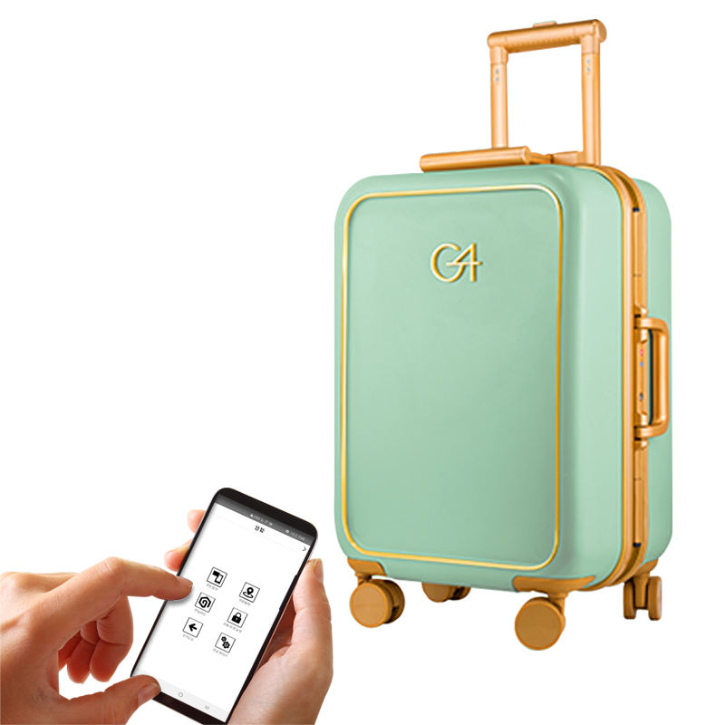 High Quality Factory Custom Gps Electronic Scale Bluetooth Function Smart Home Suitcase