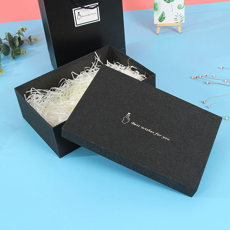 Perfume luxury honey packaging paper gift box