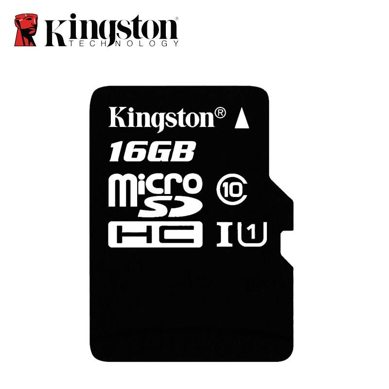 Kingston Memory Card Class10 carte sd memoria 128GB 32GB 64GB 256GB 16G Micro SD Card SD/TF Flash Card for Phone