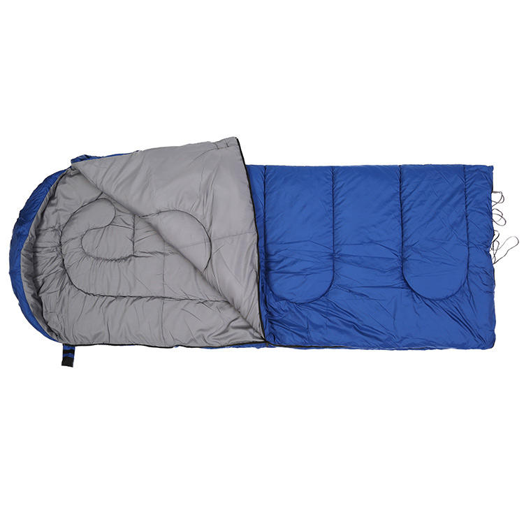 Blue Mountain Outdoor Indoor Adult Light Weight Sleeping Bag Hollow Cotton Sleeping Bag
