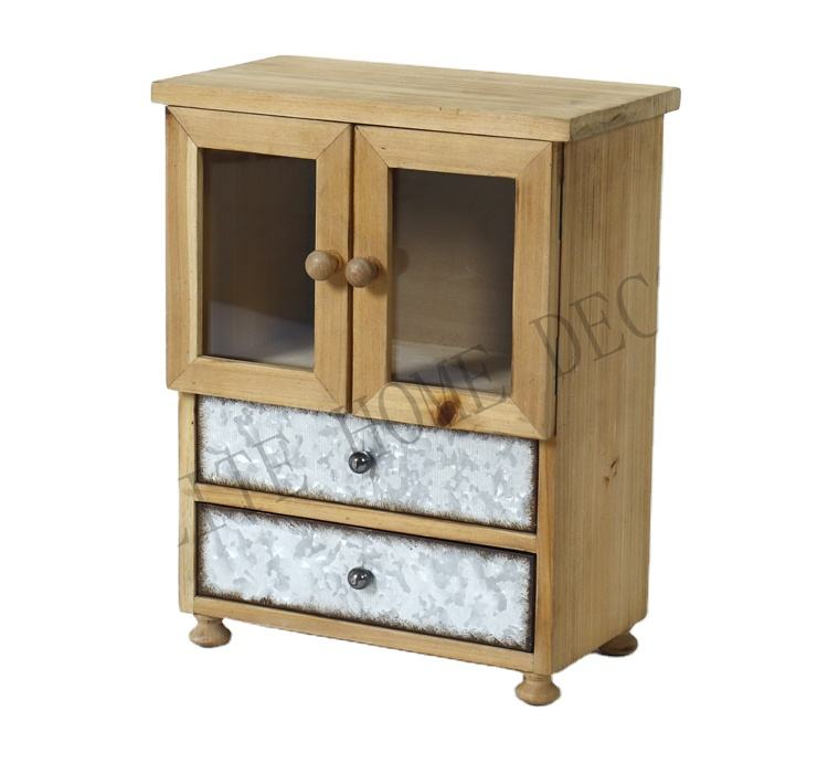 Multi-function Console Table Wooden Sideboard Cabinet With Drawers