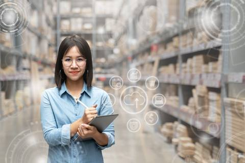 What is order fill rate and why is it important for wholesalers?