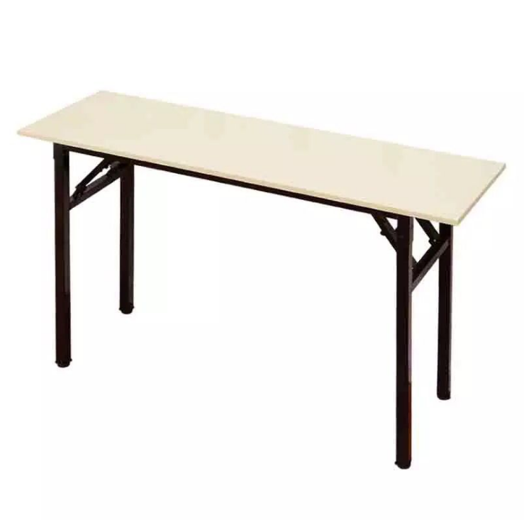 No need to assemble durable desk metal table legs aircraft foldable tablesuitable forSmall Folding table