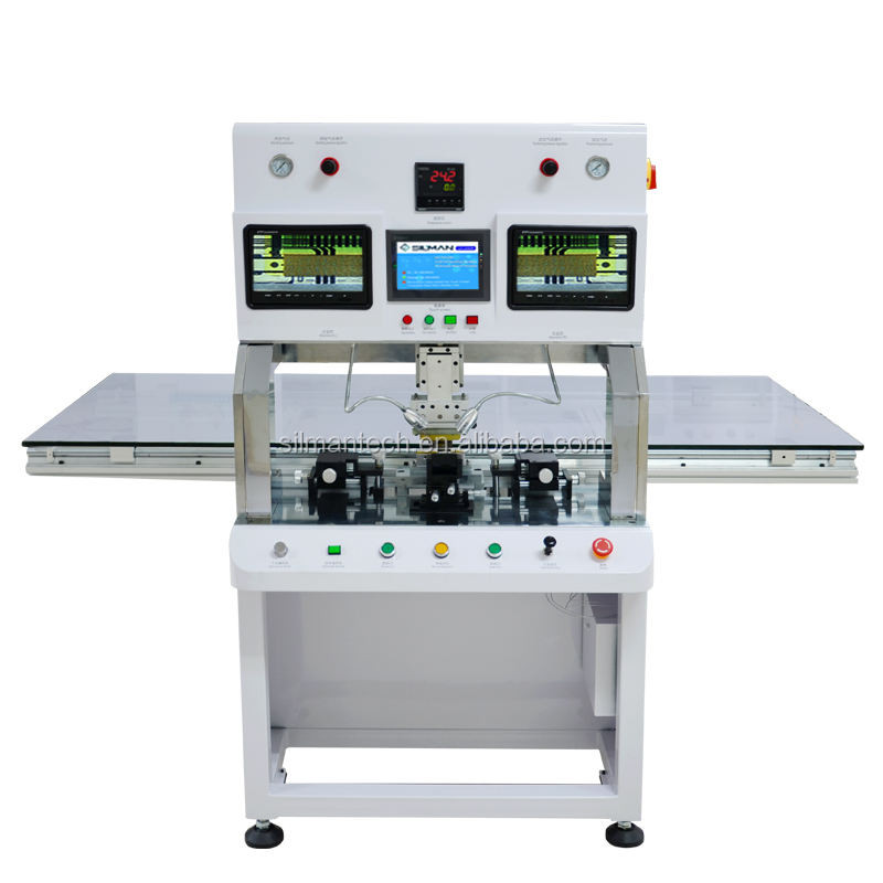acf led lcd TV panel cof bonding machine