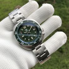 SD1970 Stock Supply Stainless Steel Case Japan NH35 Movement 20ATM Waterproof Diver Watch for Men