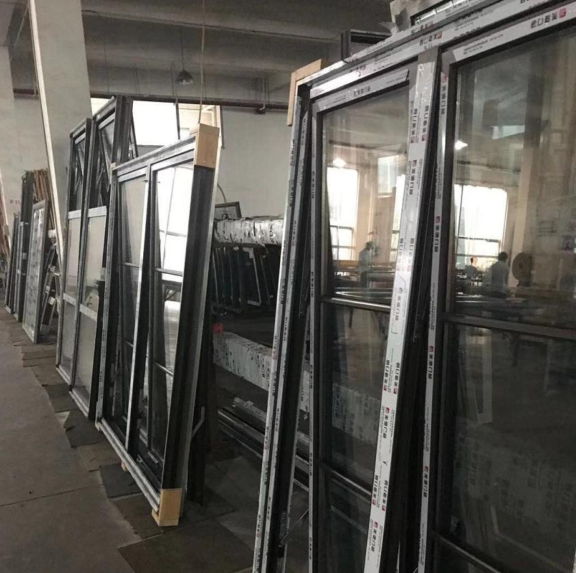 Thermal Break Profile Design NFRC Aluminium 2020 Made in China USA Aluminum Alloy windows