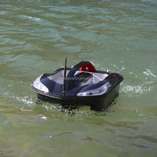colored sonar fish finder rc bait boat