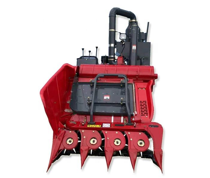 Low Price Good Quality Half Feed Mini Rice Combine Harvester 4LBZ Hot Sale In West Bengal