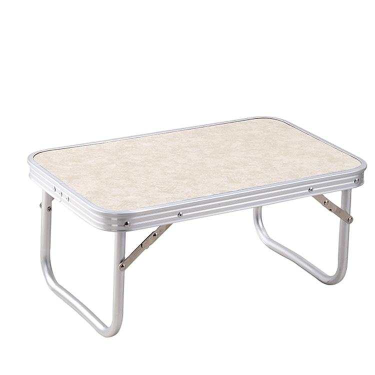Folding Small Folding Laptop Table , Aluminium camping folding picnic BBQ table