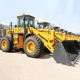 Shantui New Type Articulated 6 ton Front Sand Bucket Four Wheel Loader SL60W