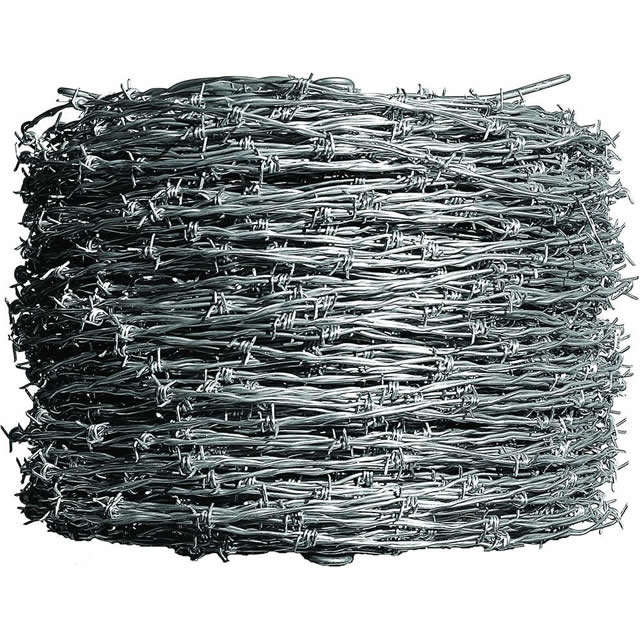 cheap barbed wire price / barbed wire price per roll / barbed wire