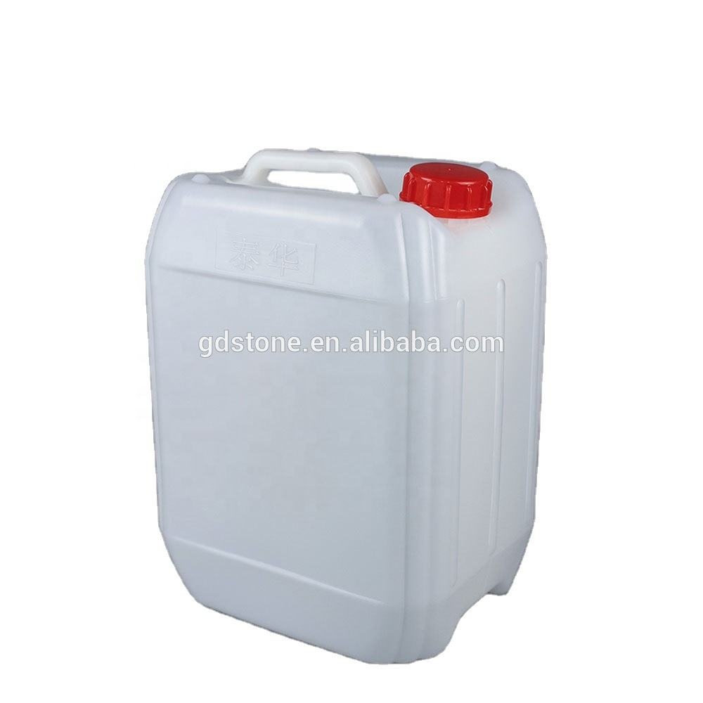 20L plastic jerry can HDPE 20 litre chemical liquid container with screw lid 20KGS plastic drum bucket barrel customized