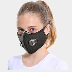 2020 Hottest Masque Training Sport With Filter Sports Mask Fitness Cycling And Skiing