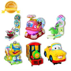 Onemore110 Kiddie Train Ride, Coin Operated Rides Amusement, Coin Operated Kiddie Ride On Cars