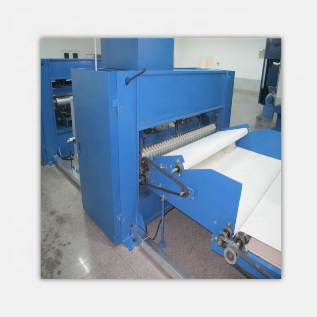 Good quality nonwoven machine needle punching machine