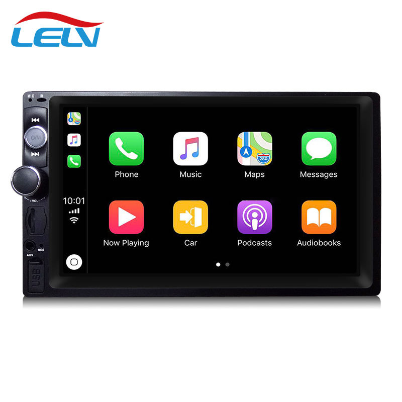 LeLv China Manufactory 7inch audio car android player MTK 8227 for Hyundai VW